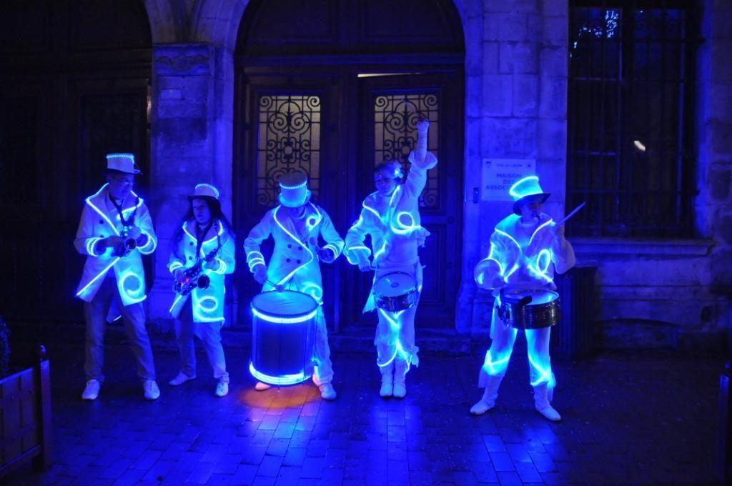 orchestre lumineux